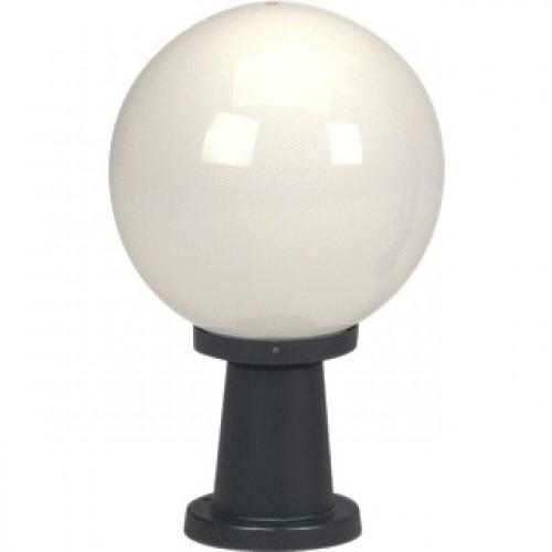 KS Verlichting 7018 Tuinsokkel Globe 15R Opaal E27 - Goedkoper Met LED
