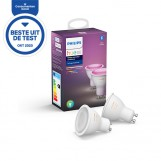 Philips 62925000 Hue White and Color Ambiance 5,7W GU10 (duopack)