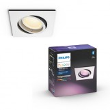 Philips 50551/31/P7 Hue Centura inbouwspot Hue White and Color Ambiance Wit