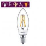 Philips 8718699772154 LED SceneSwitch 5-40W E14 Warm wit