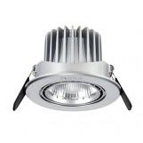 Opple 140044419 LED Spot Rond Verstelbaar HQ DIM Aluminium 7W Warm wit