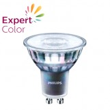 Philips 70761600 Master LEDspot ExpertColor 5,5-50W GU10 Warm wit 25° Ra97