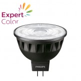 Philips 73877100 Master LED ExpertColor 6,5-35W MR16 Warm wit 24° Ra97