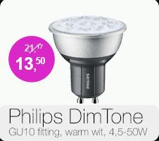 philips dimtone gu10